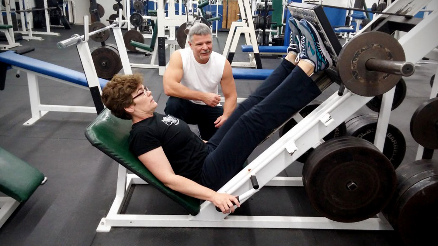 Fitness Trainer With MS Plans to Help Others With the Condition