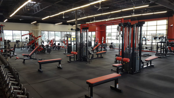 Old Skool Iron Gym in Boise, ID
