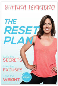 The Reset Plan book cover