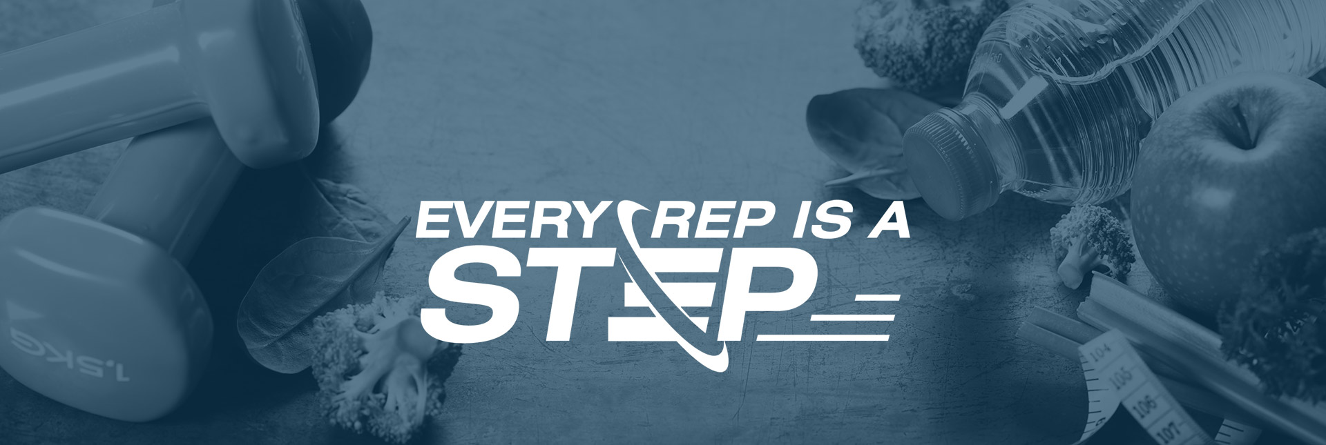 Every Rep is a Step