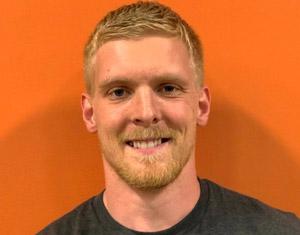 Stephen Glaus teaches exercise